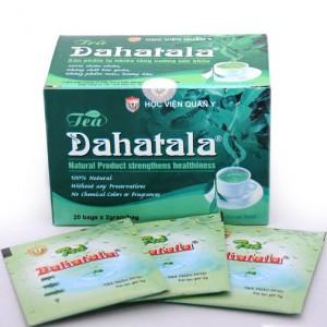 Hộp trà Dahatala học viện quân y