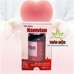 tâm thống namvian cho trái tim khỏe